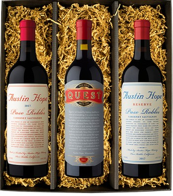 Paso Robles Defined Gift Box