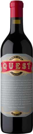 2016 Quest Cabernet Bordeaux Blend
