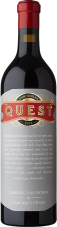 2018 Quest Red Wine